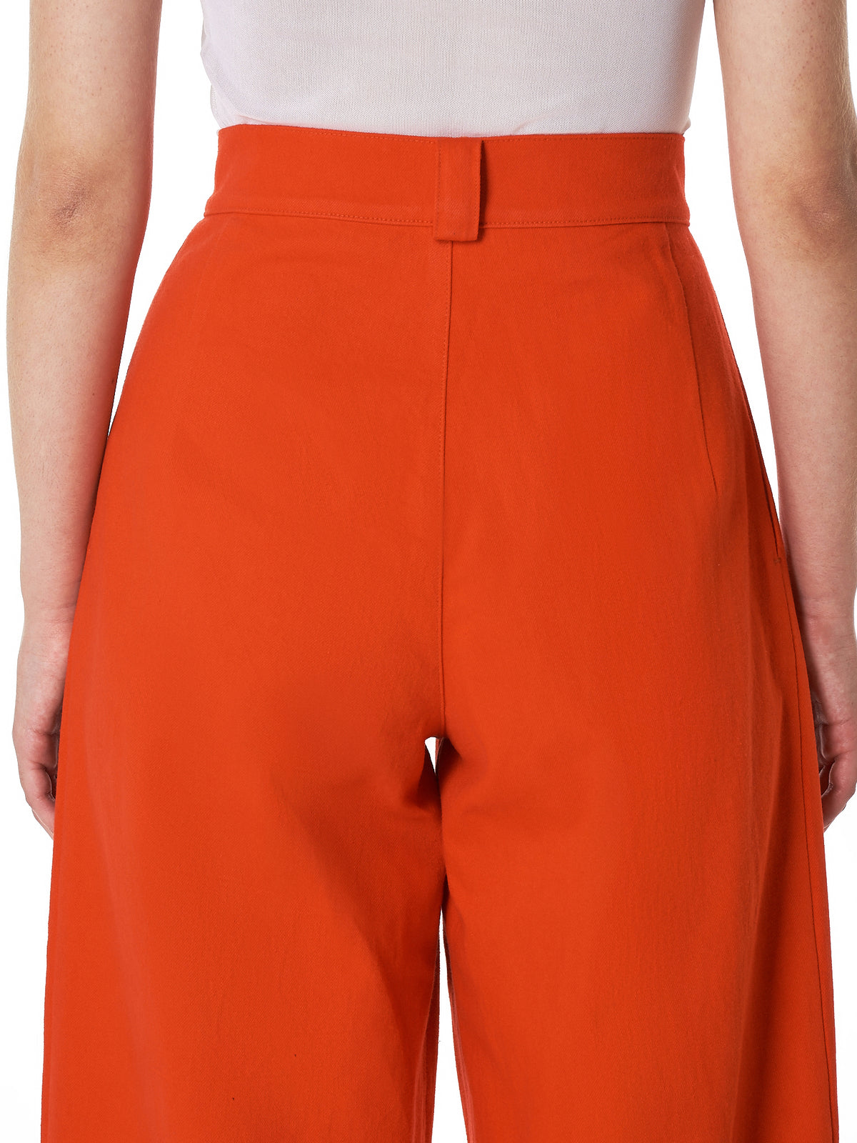 Nancy Stella Soto Cutout Trouser - Hlorenzo Detail 2