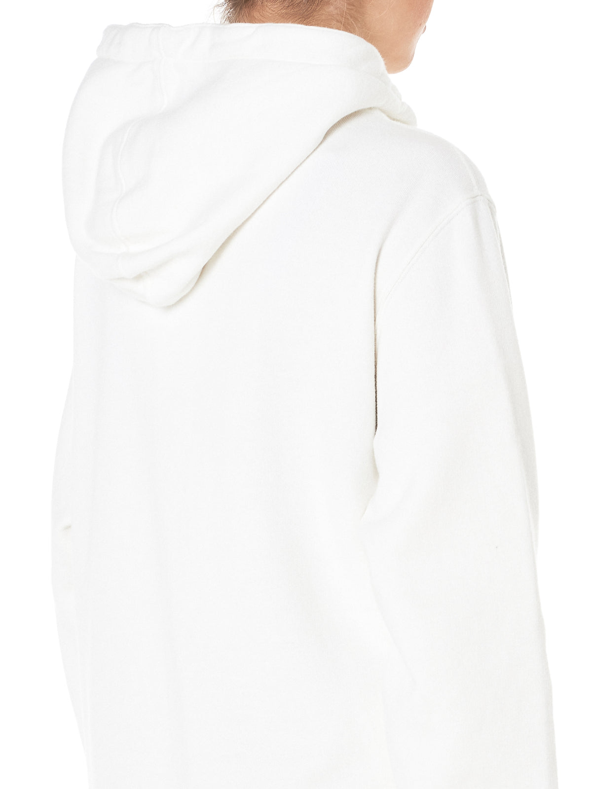 'REDFORD' Hooded Sweater (REDFORD-T605-WHITE)