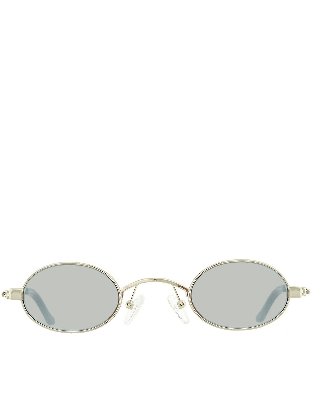 Roberi & Fraud Metallic Sunglasses - Hlorenzo Front