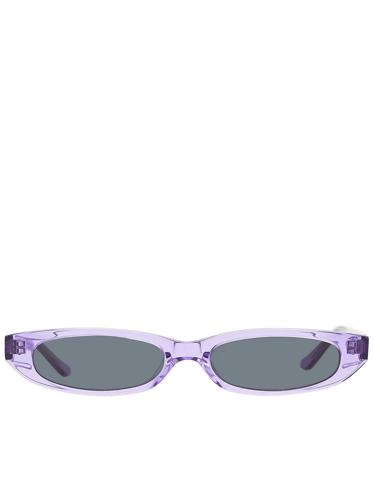 Roberi & Fraud Purple Sunglasses - Hlorenzo Front
