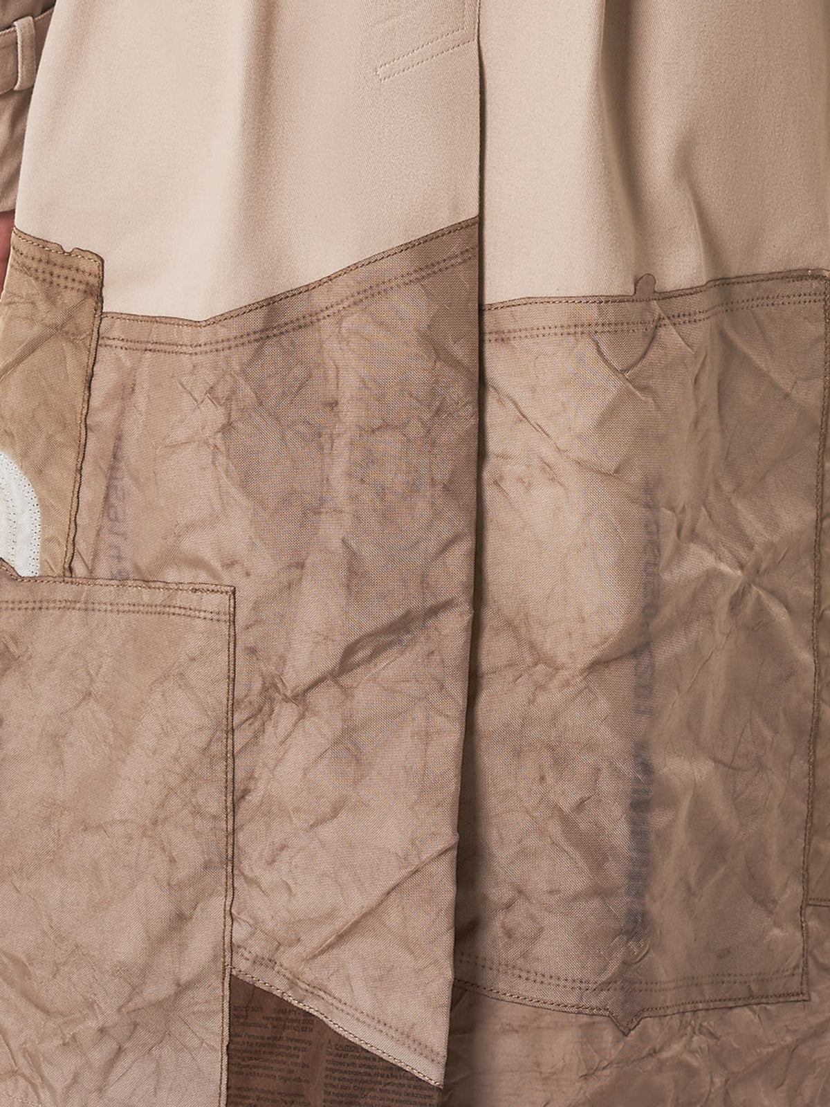 Kanghyuk Trench Coat - Hlorenzo Detail 2