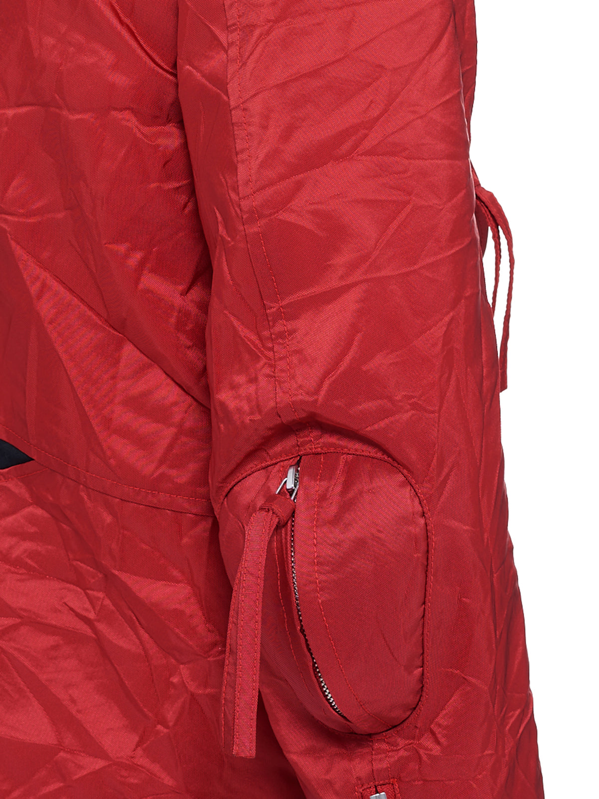 Airbag Shoulder-Guarded Two-Pocket Jacket (RMA21SSJK05-RED)