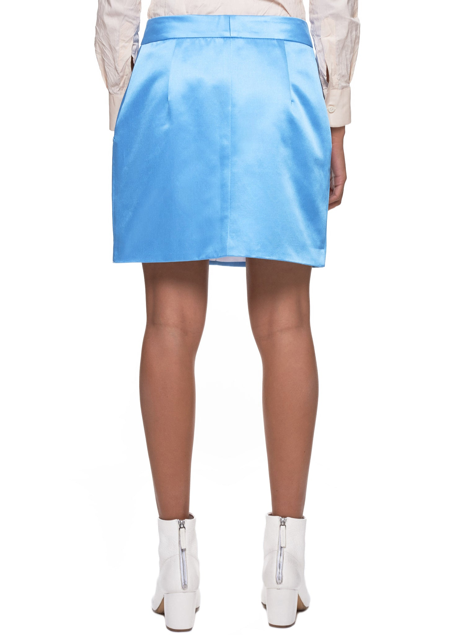 Rowen Rose Skirt - Hlorenzo Back