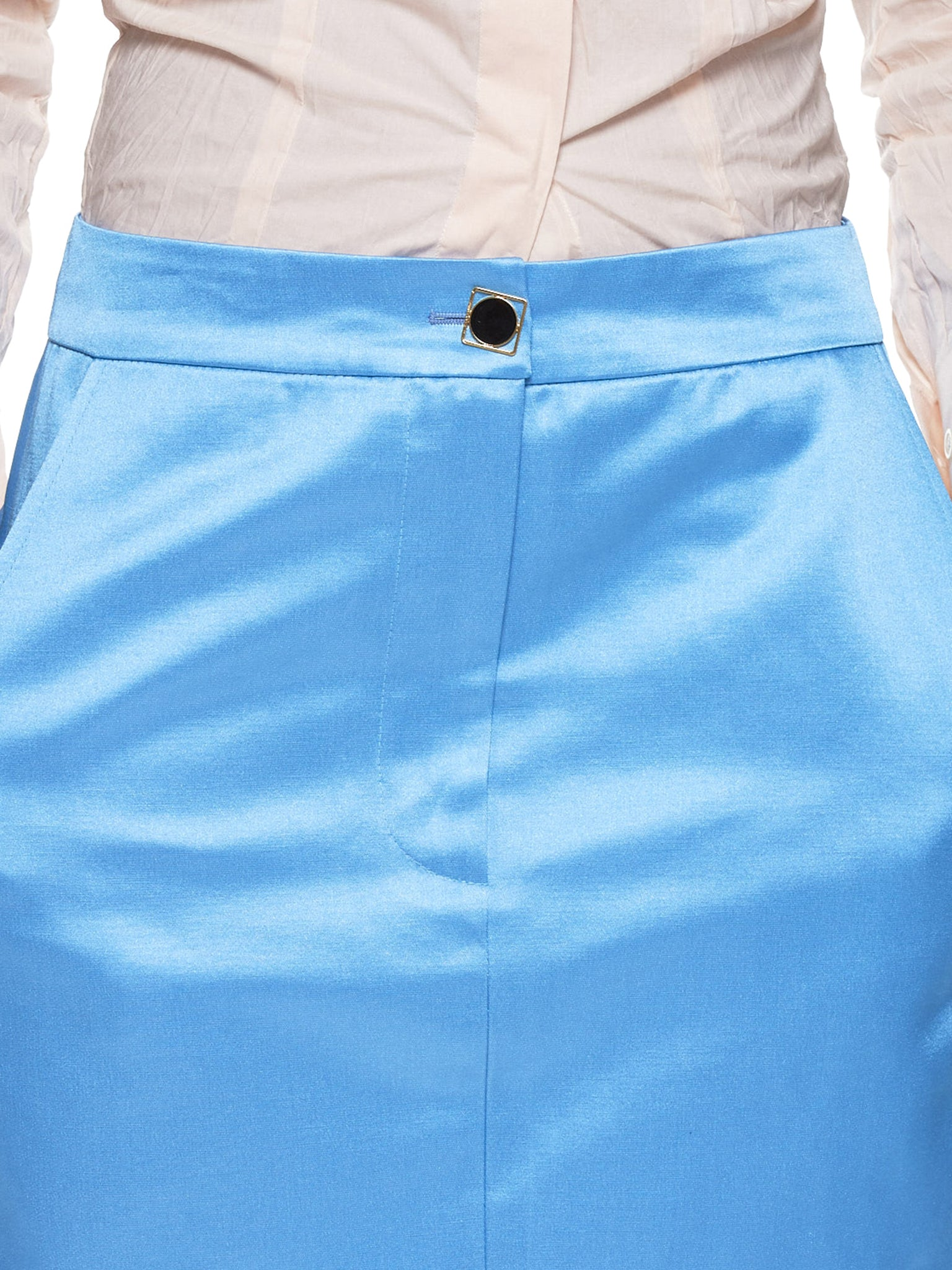 Rowen Rose Skirt - Hlorenzo Detail 2