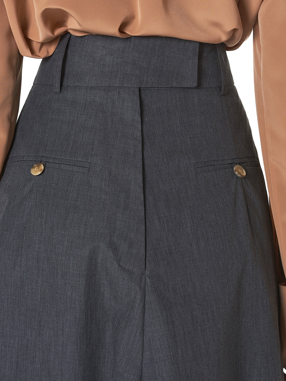 Awake Pant Skirt - Hlorenzo Detail 2