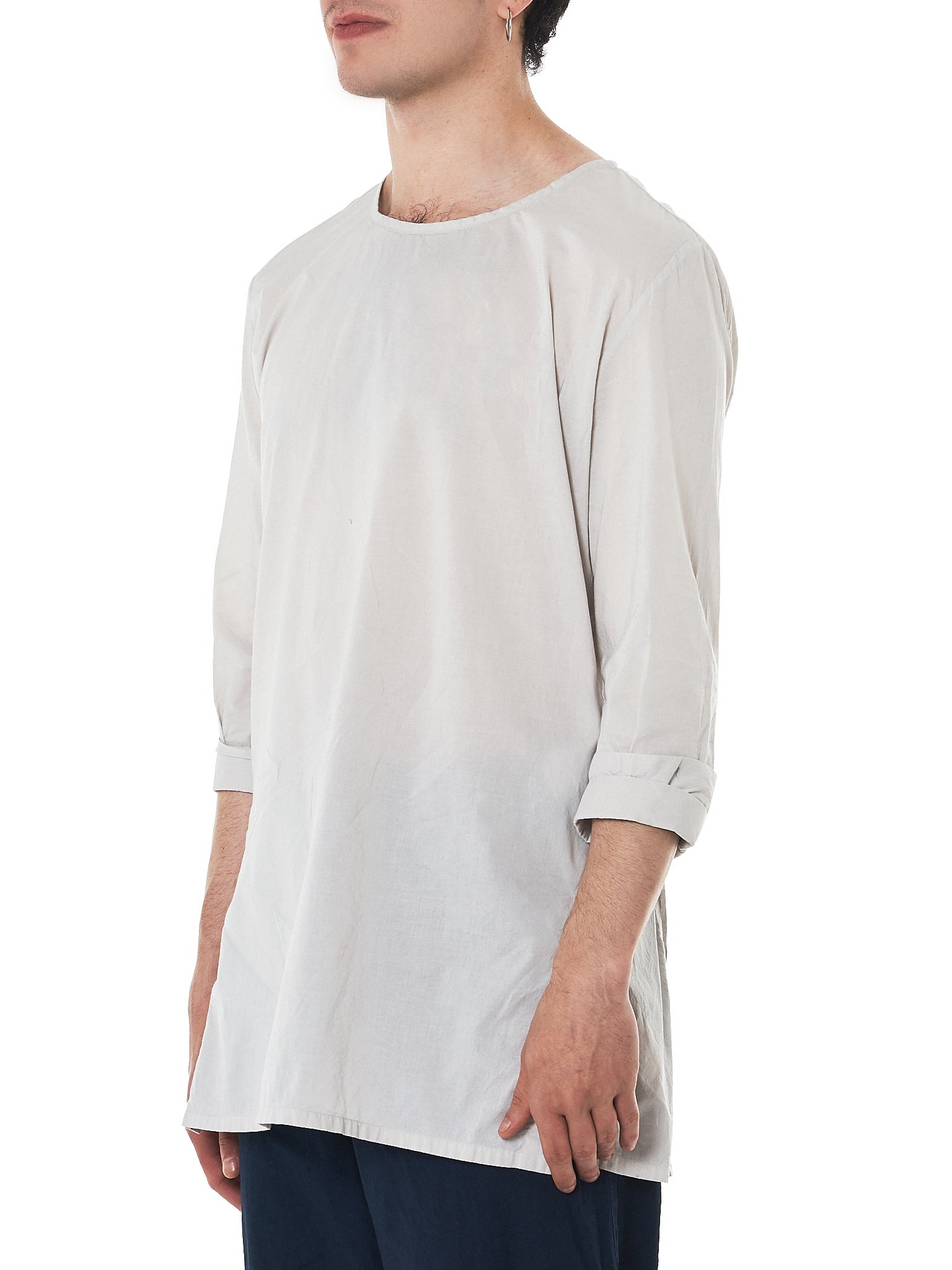 'T Ensemble Tunic Tee - Hlorenzo Side