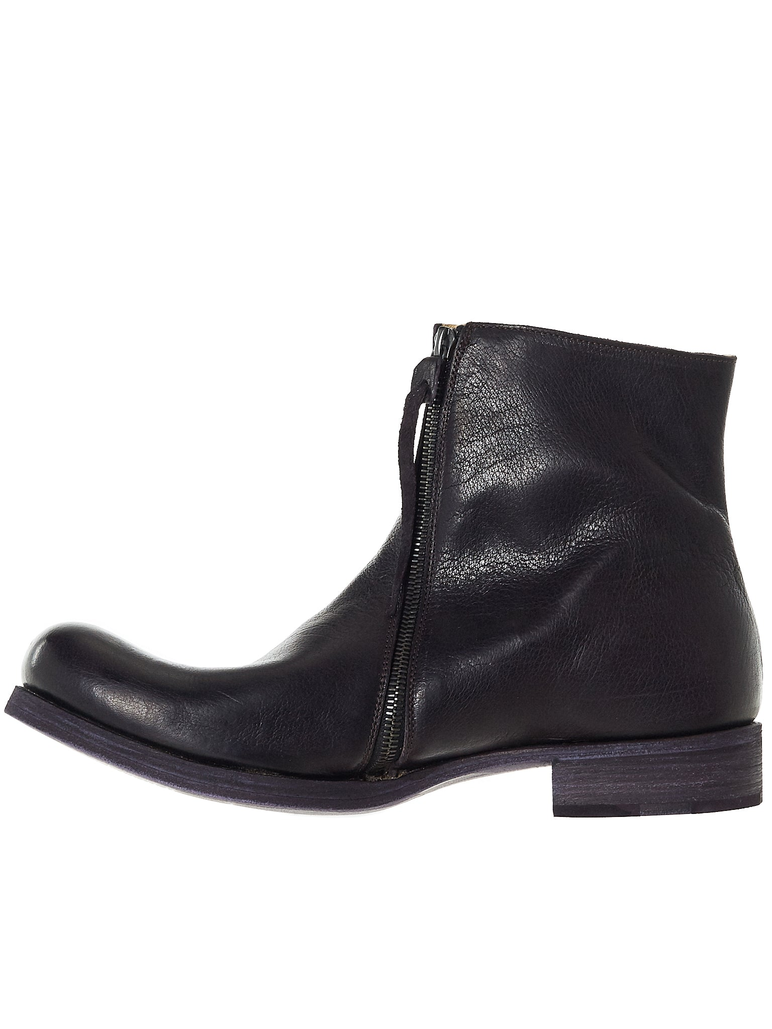 MA+ Buffalo Ankle Boot - Hlorenzo Back