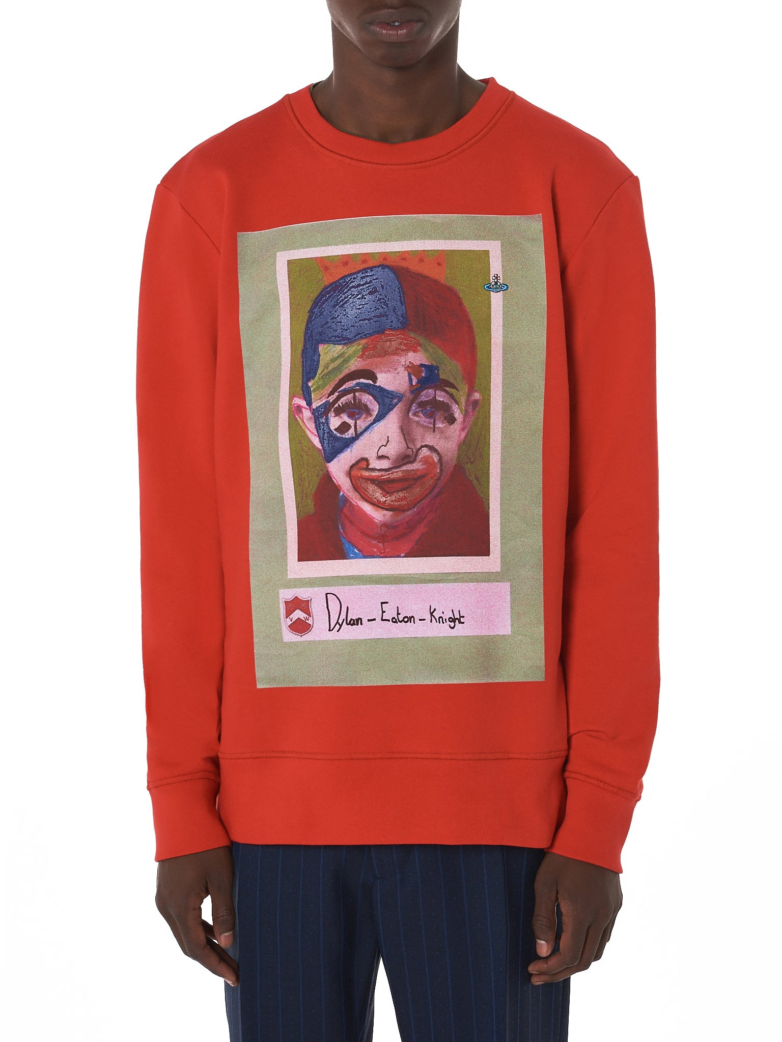 Vivienne Westwood Sweater - Hlorenzo Front
