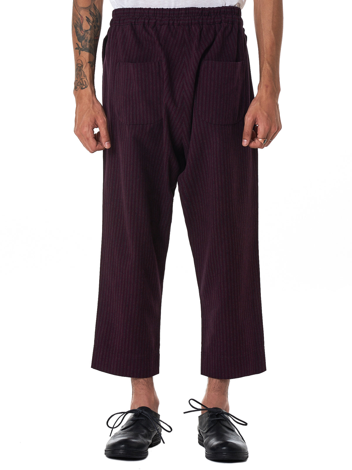 Vivienne Westwood Cropped Trouser - Hlorenzo Front