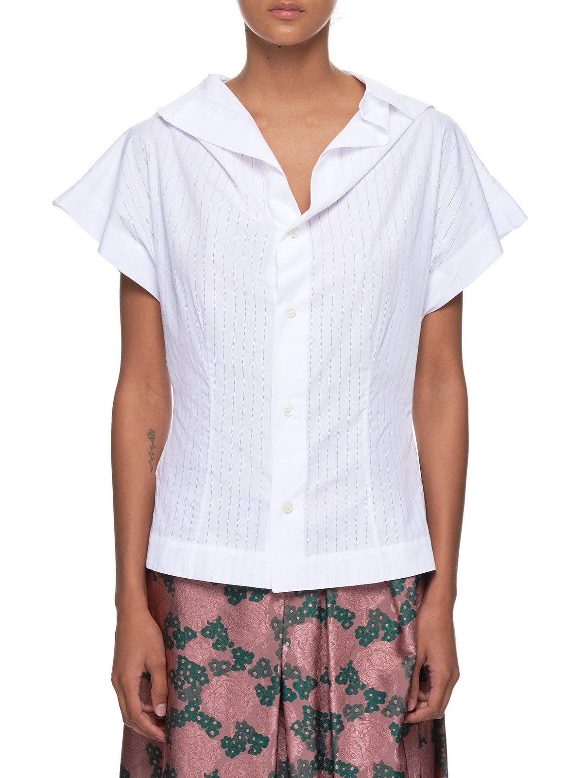Collared Shirt (S26DL0317-WHITE)