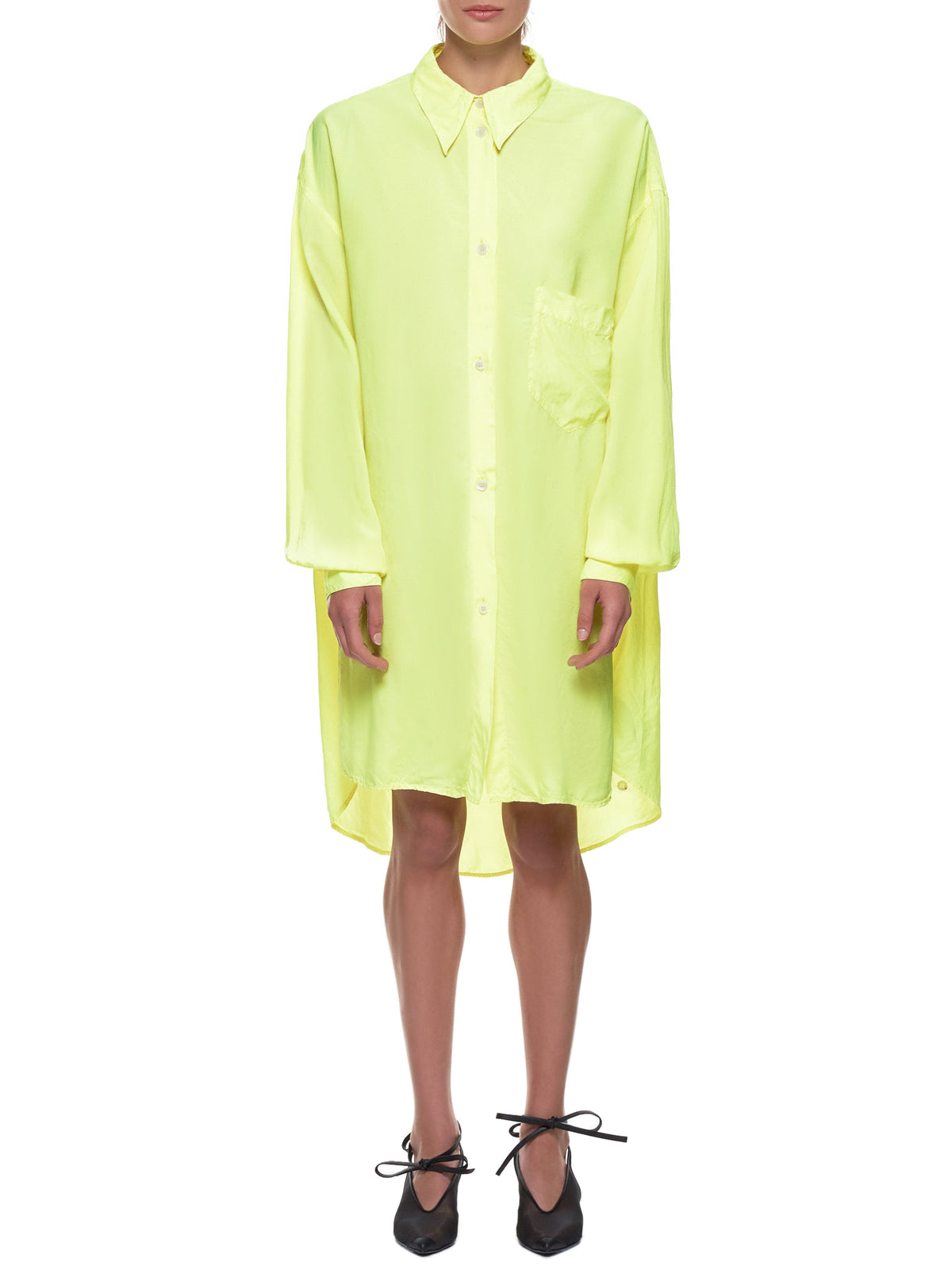 Oversized Long Sleeve (S32DL0215-LEMON)
