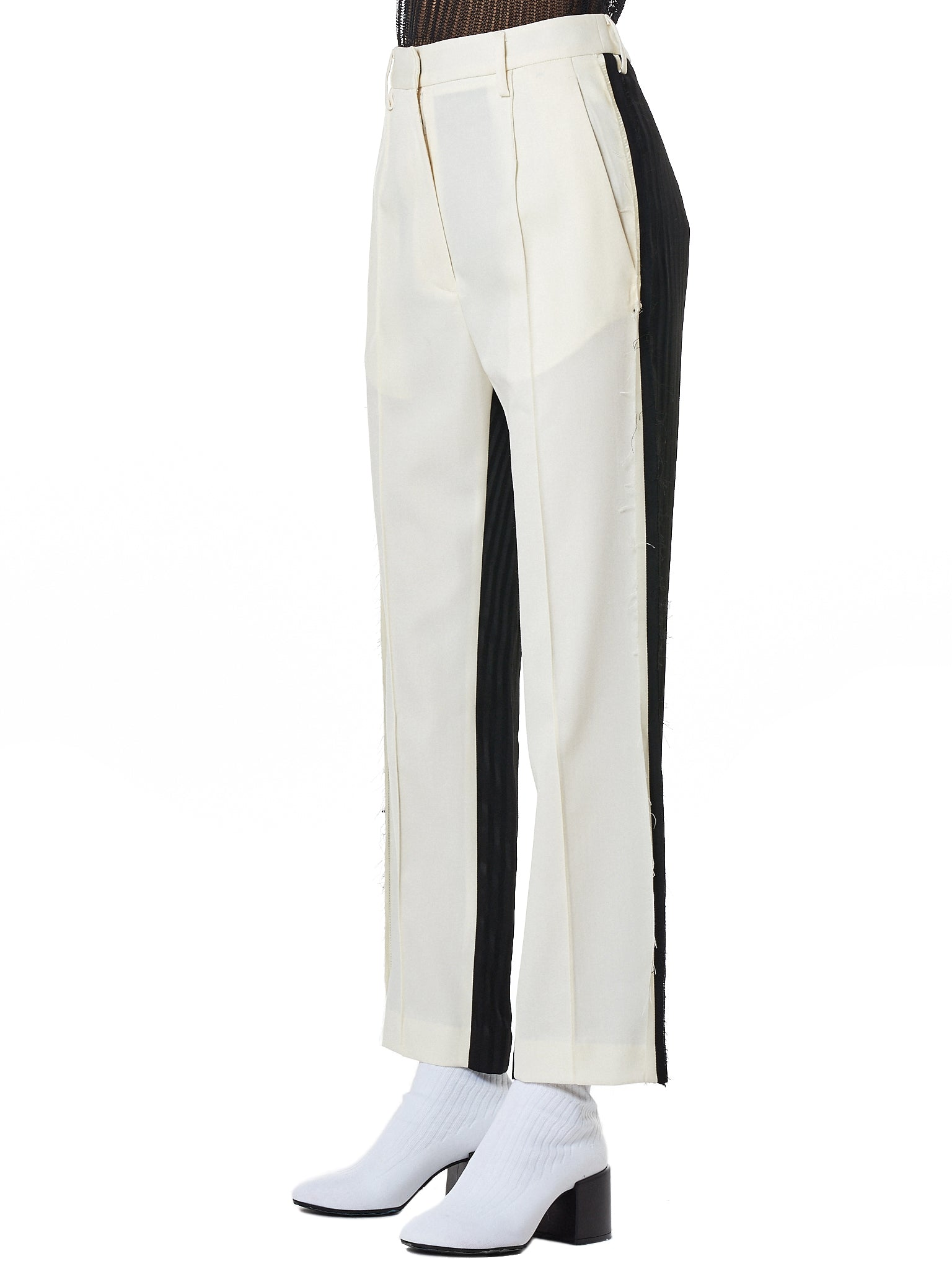 MM6 Maison Margiela Trouser - Hlorenzo Side