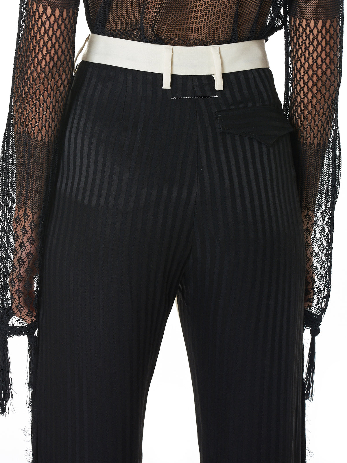 MM6 Maison Margiela Trouser - Hlorenzo Detail 2