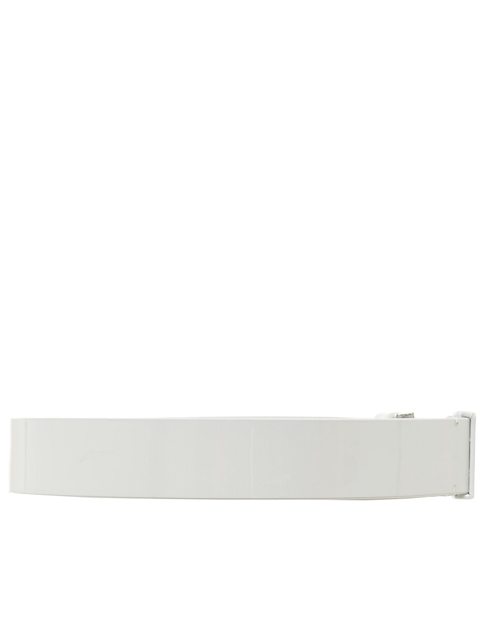Muted White Belt (S35TP0397-PR213-WHITE)