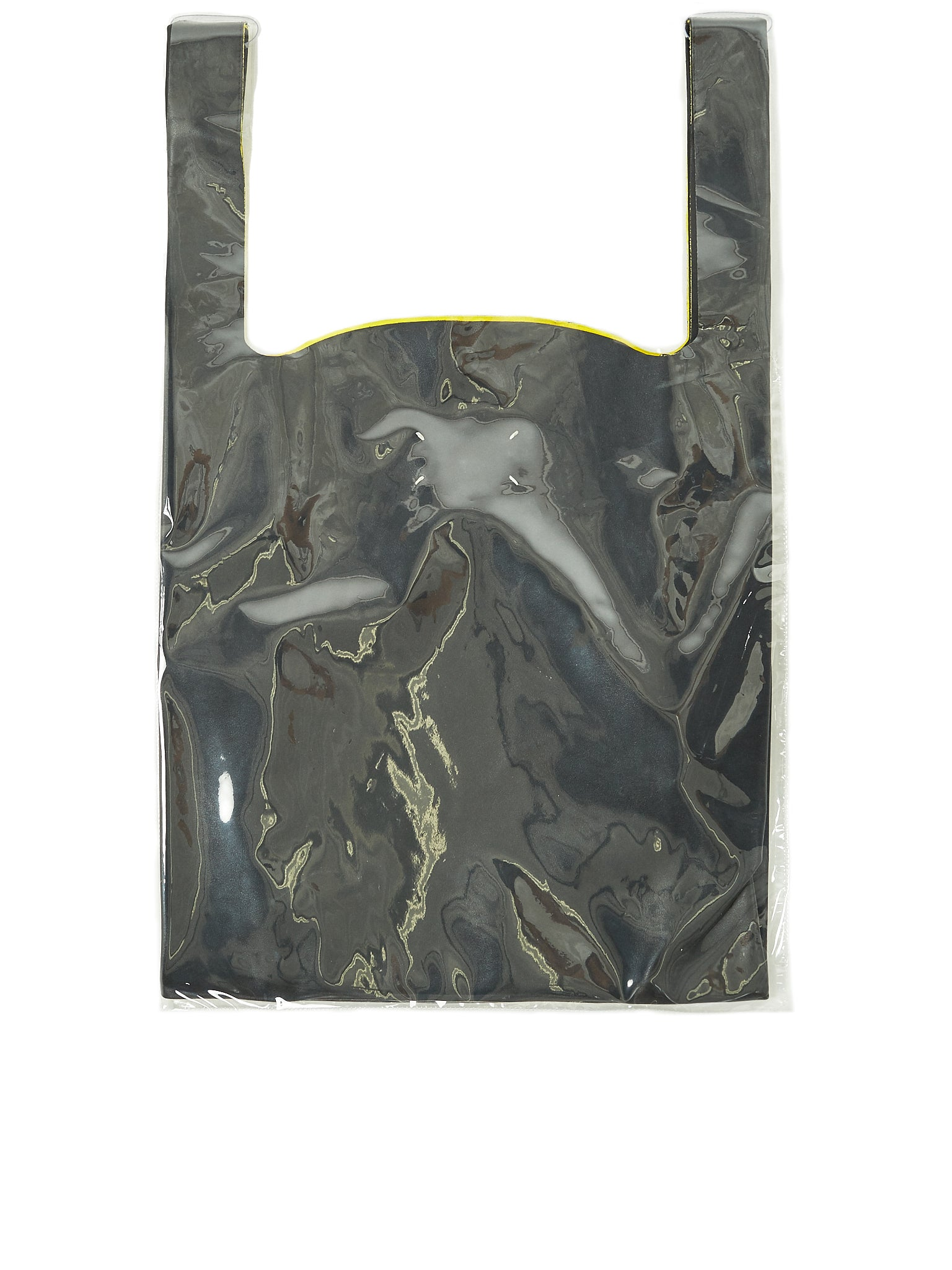 Vinyl Overlay Painted Bag (S35WC0072-T8013)