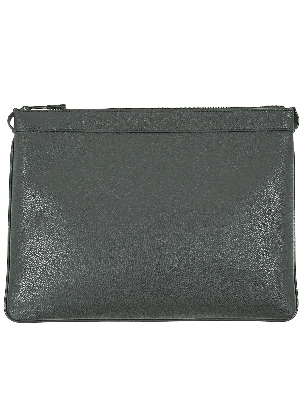Transparent-Face Pouch (S35WF0030-BLACK)