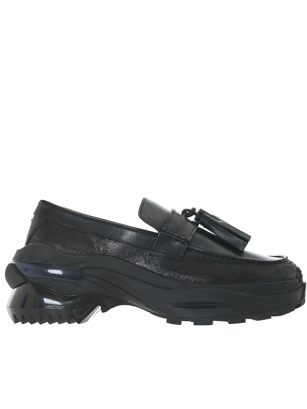 Platform Slip-On Shoes (S37WR0125-H7390-BLACK)
