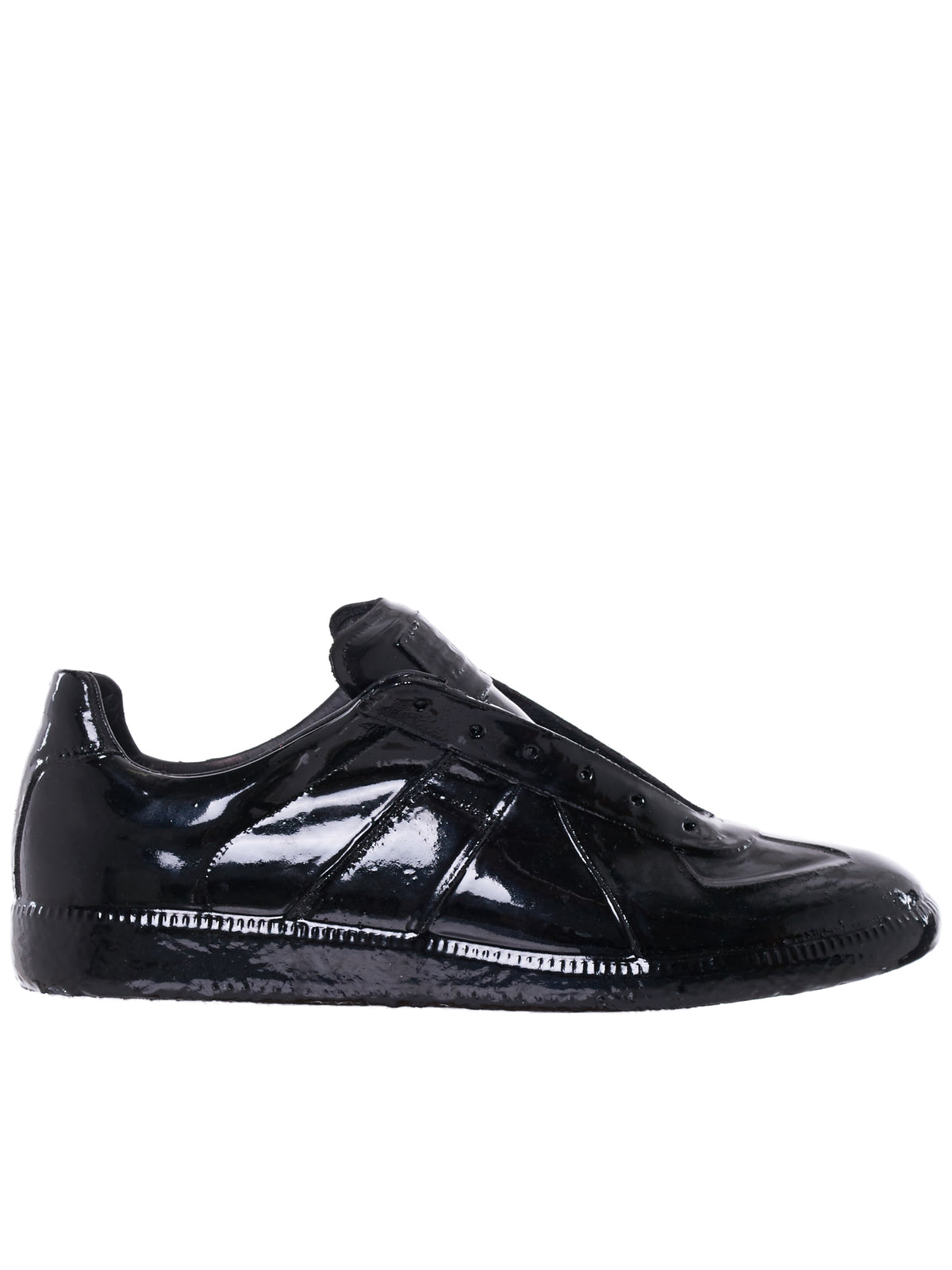 Low Top Sneaker (S37WS0483-P2421-BLACK)