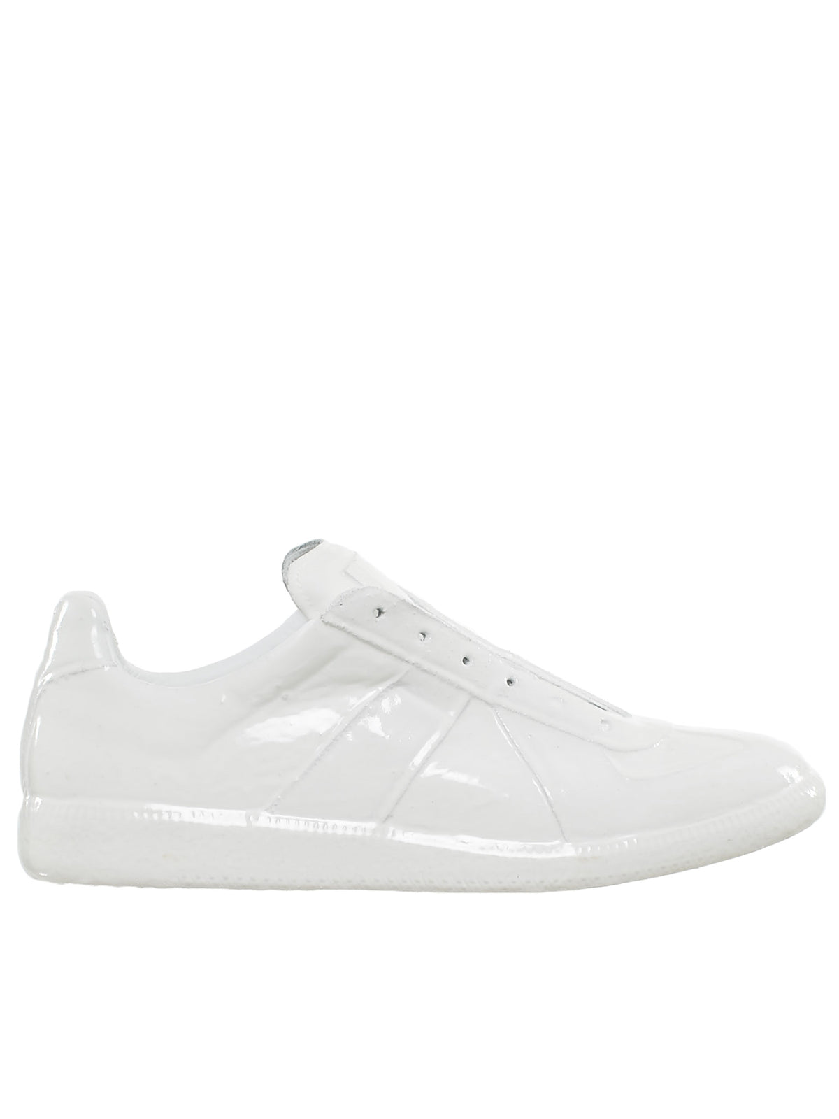 Low Top Sneaker (S37WS0483-WHITE)
