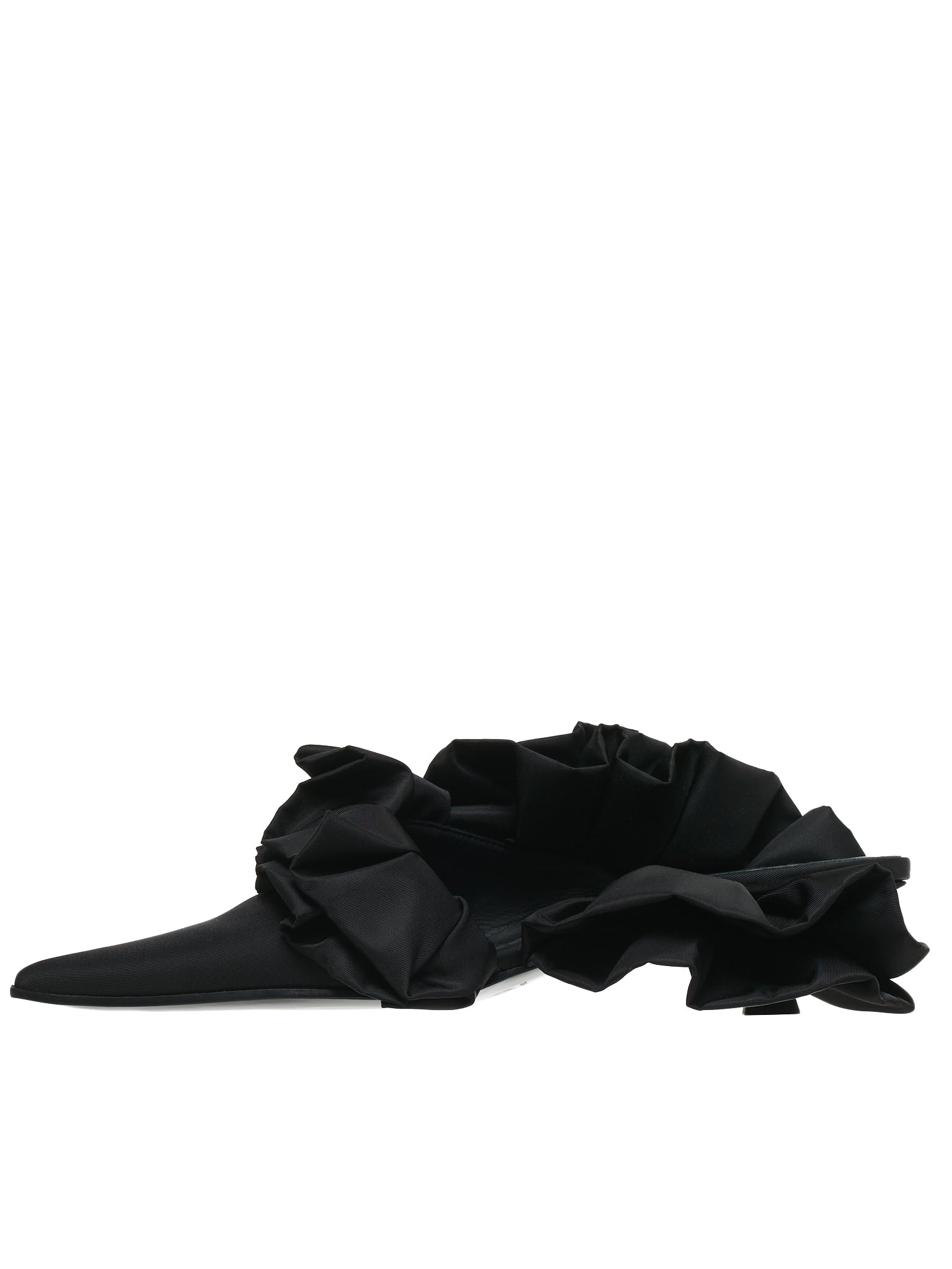 MM6 Maison Margiela Flats - Hlorenzo Back