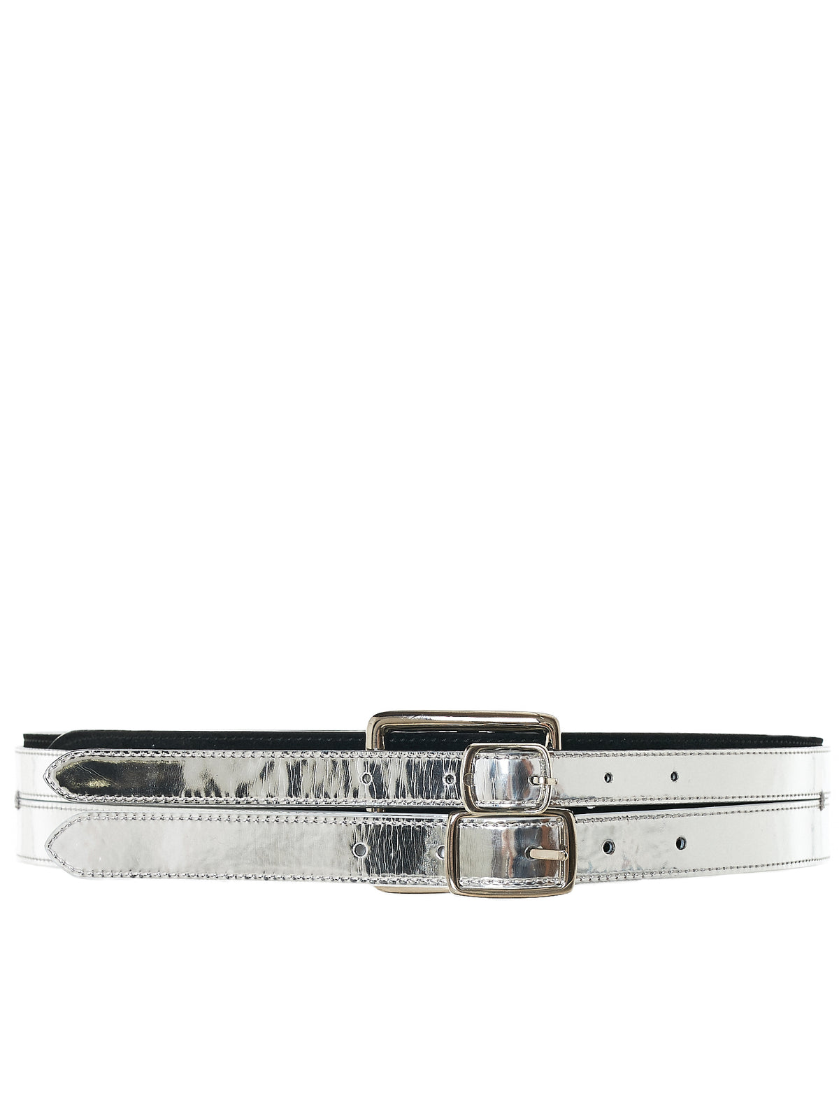 Coated Double Belt (S41TP0050-T1003-SILVER)