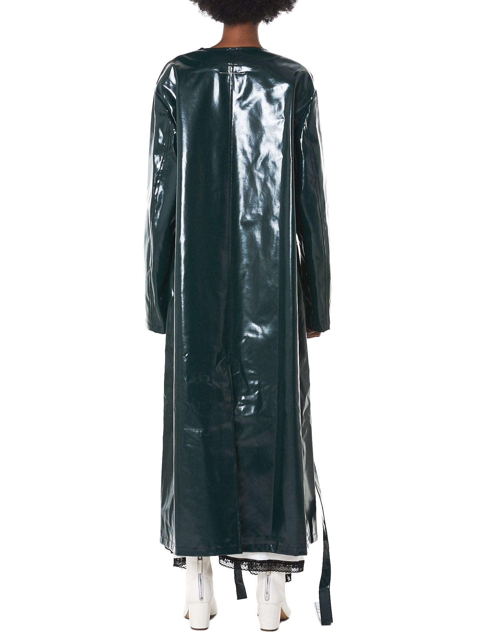MM6 Maison Margiela Coat - Hlorenzo Back