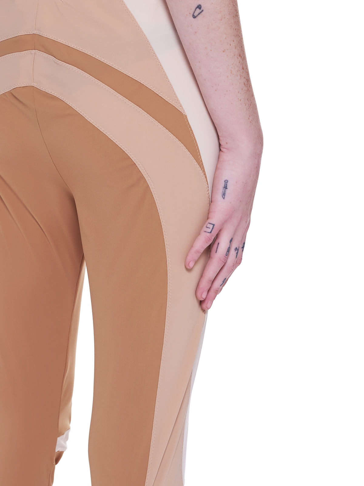 MM6 Maison Margiela Leggings | H.Lorenzo - detail 2