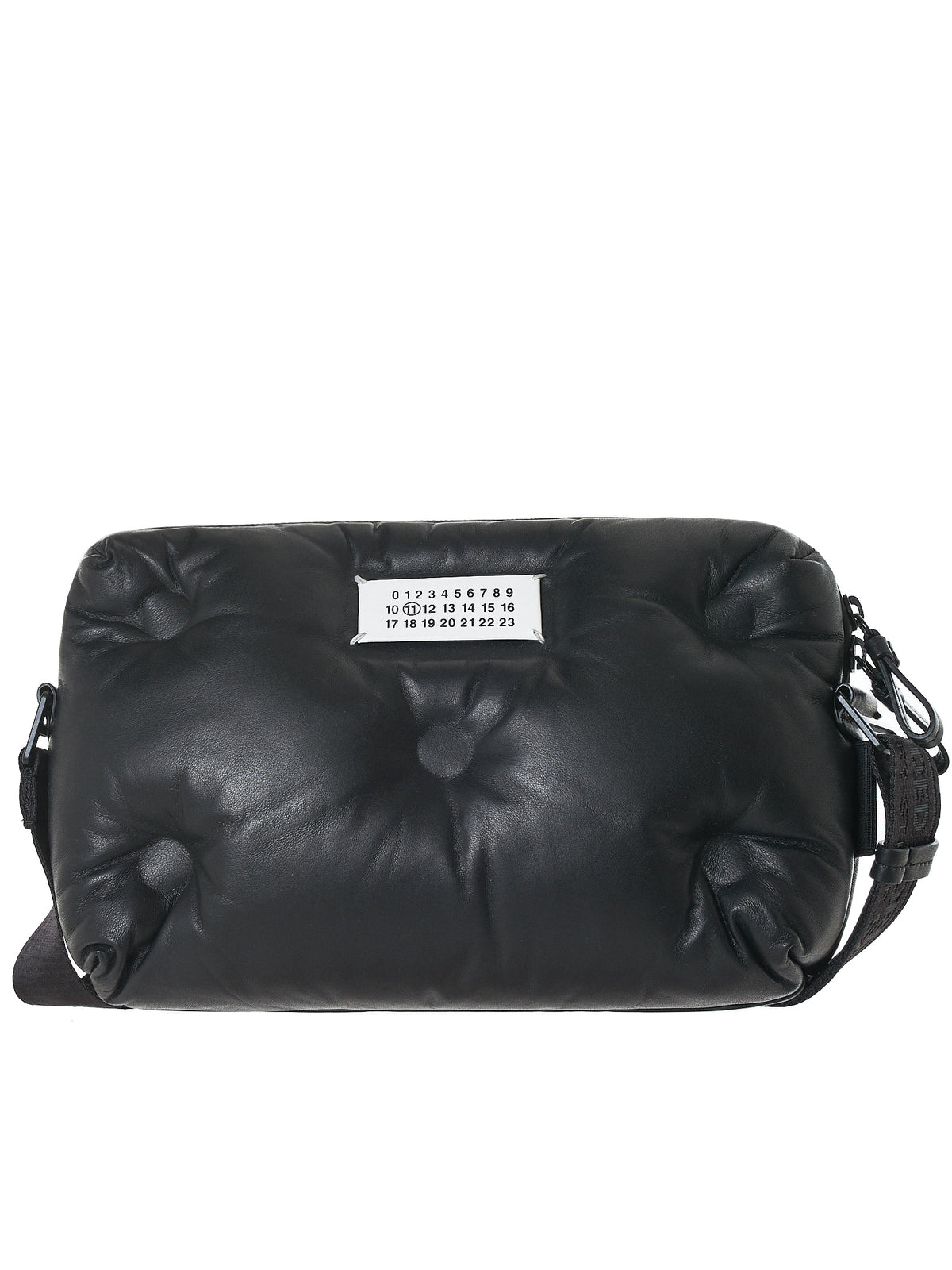 Quilted Pillow Bag (S55WB0012-PR818-BLACK)