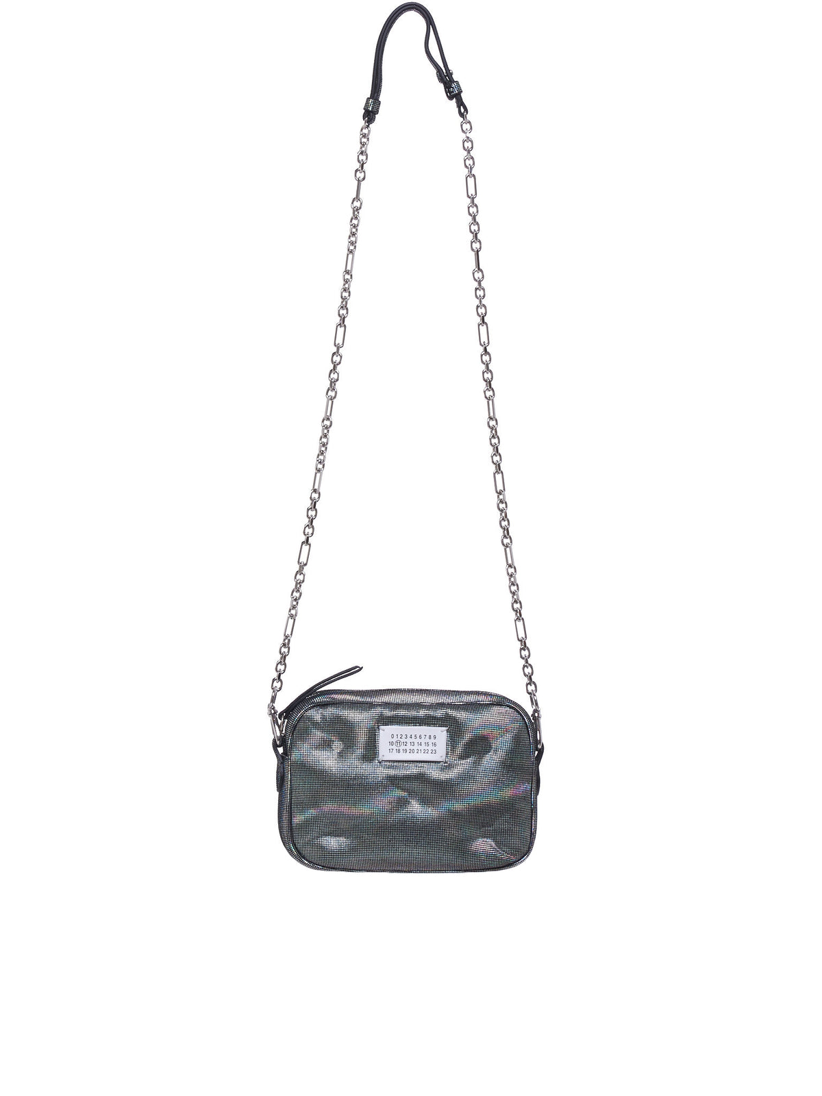 Iridescent Clutch Bag (S56WG0108-P3028-H4389-GRAY)