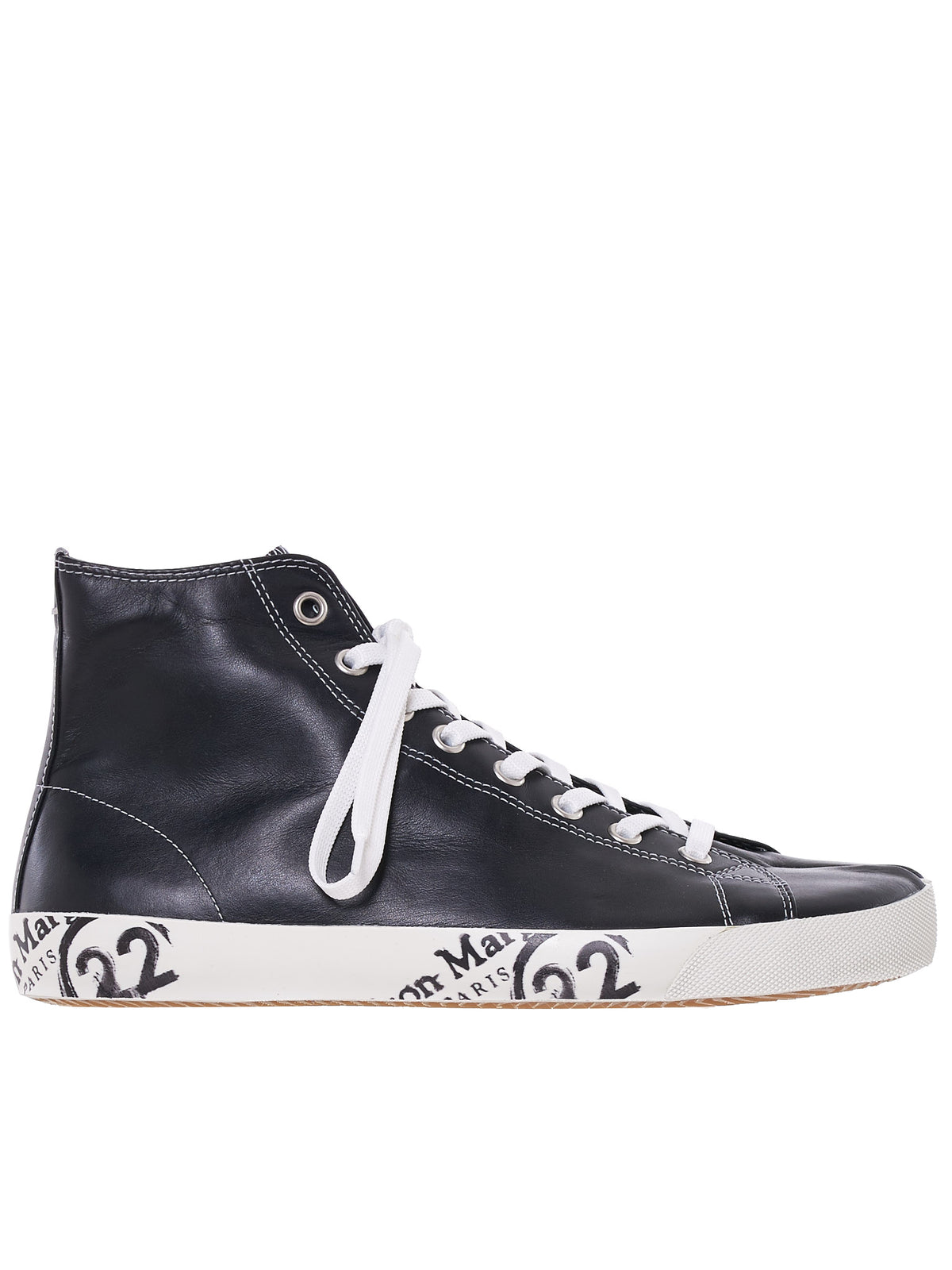 Tabi High Tops (S57WS0253-PR331-BLACK)