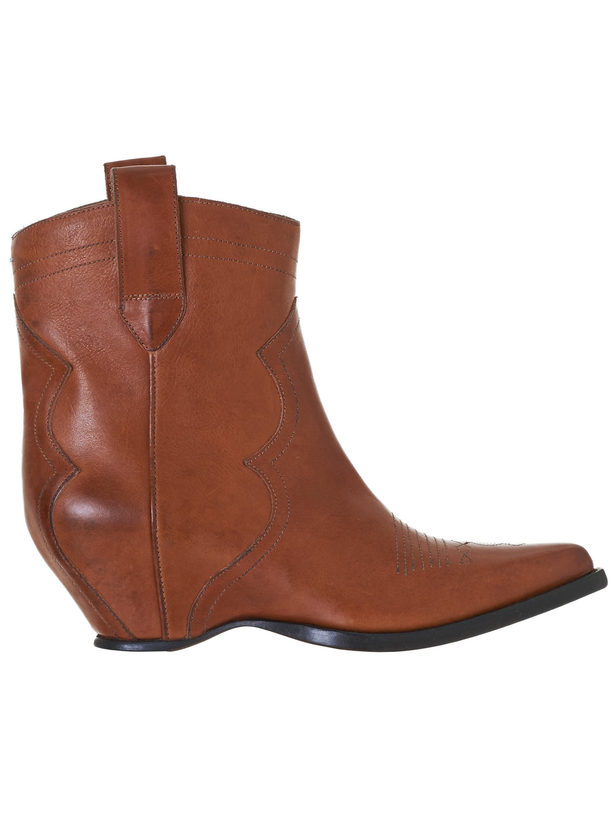Rancher Boot (S58WU0344-P1988-BROWN)