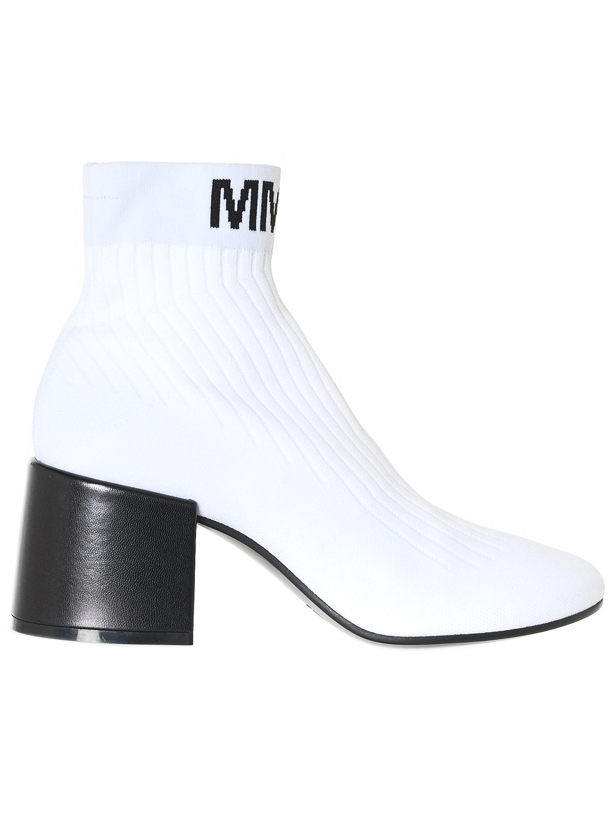 MM6 Maison Margiela Sock Boot - Hlorenzo Front