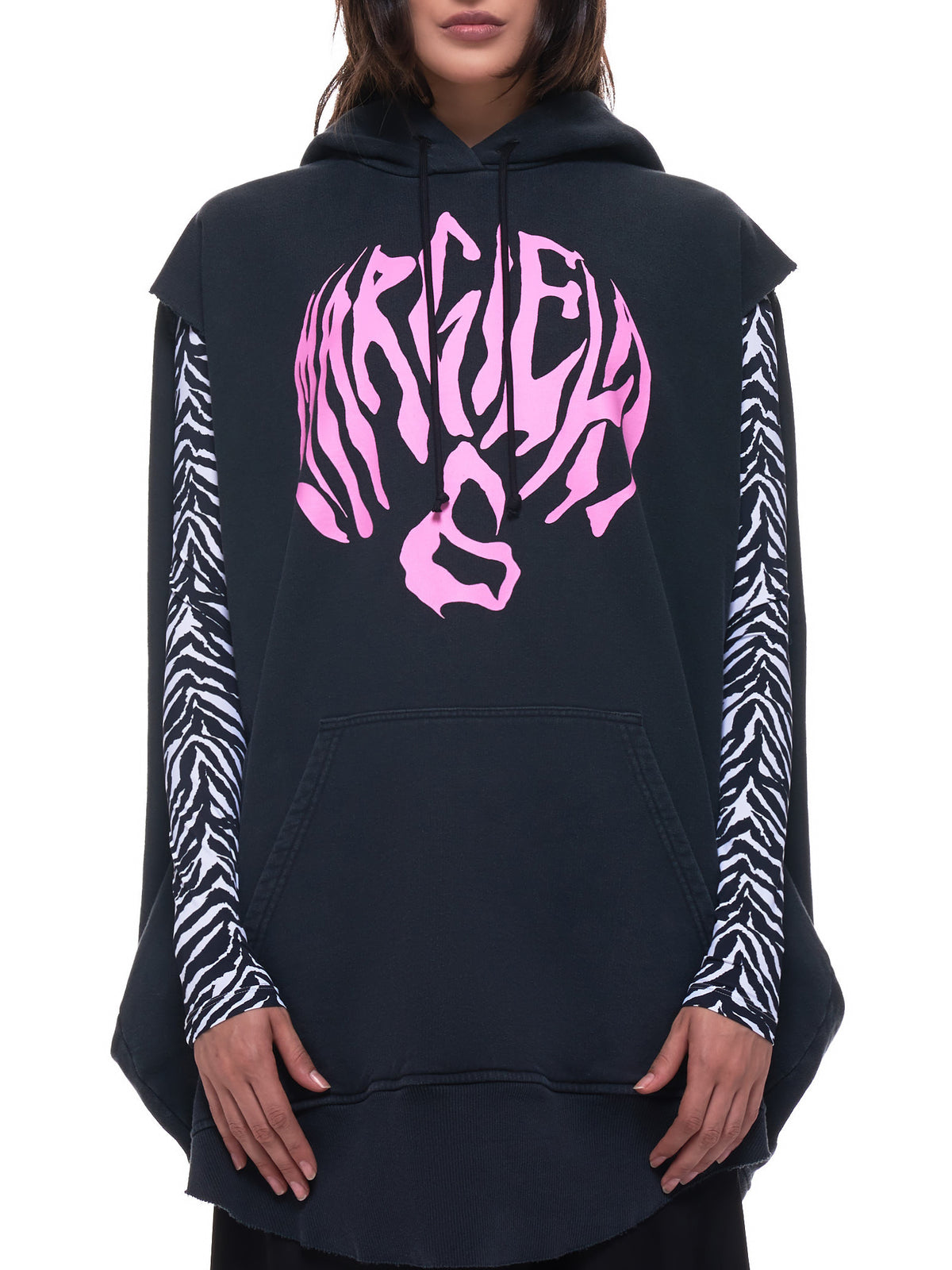 MM6 Maison Margiela Hoodie | H.Lorenzo - front