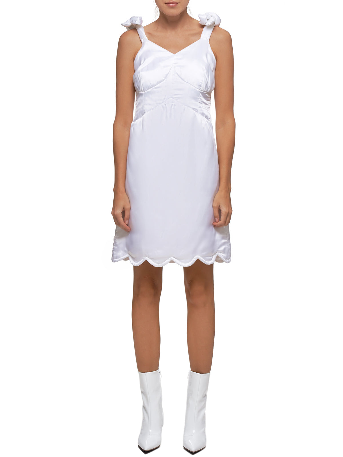 MM6 Maison Margiela Dress - Hlorenzo Front