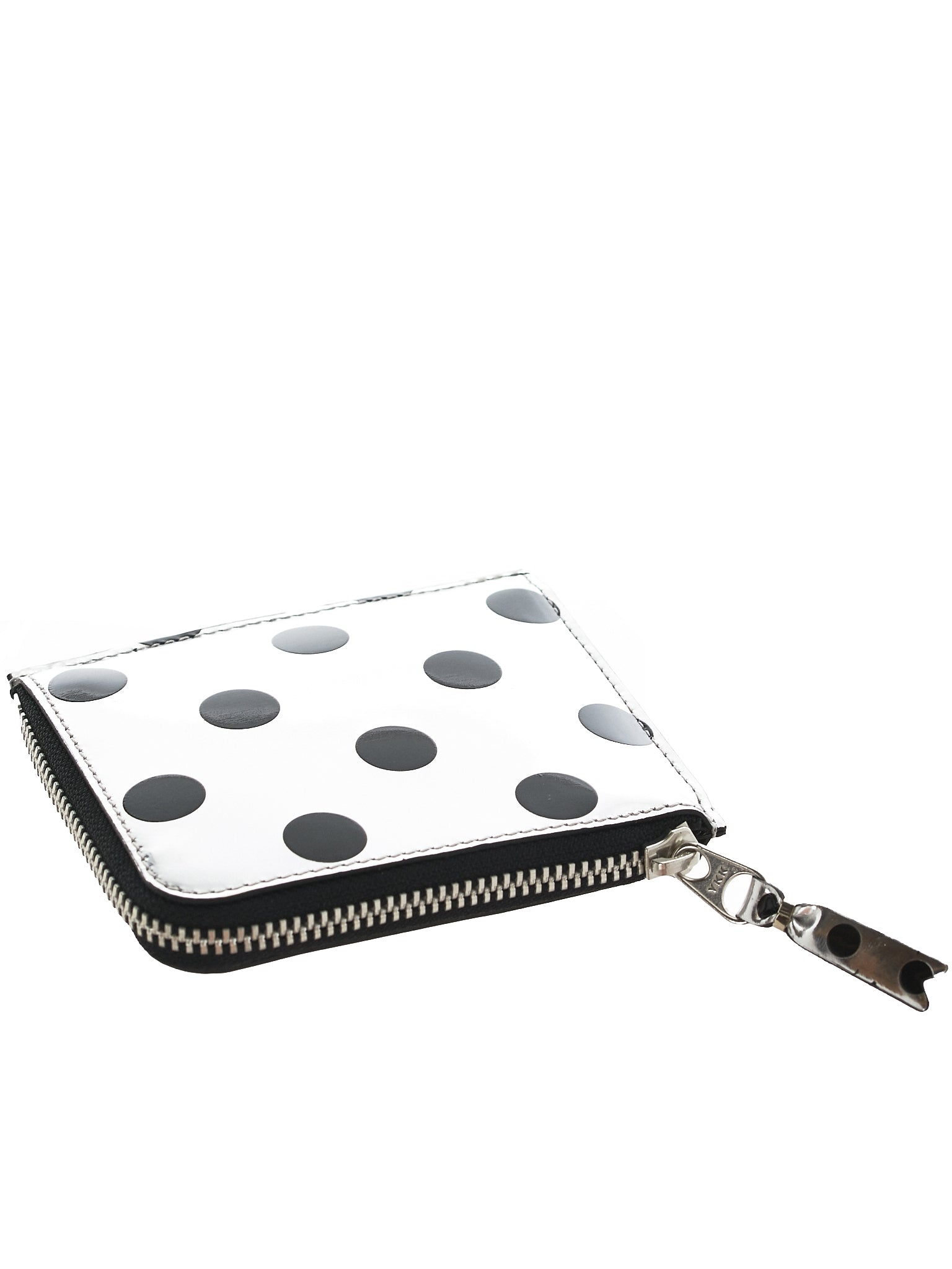 Polkadot Leather Wallet (SA-3100GA-DOT)