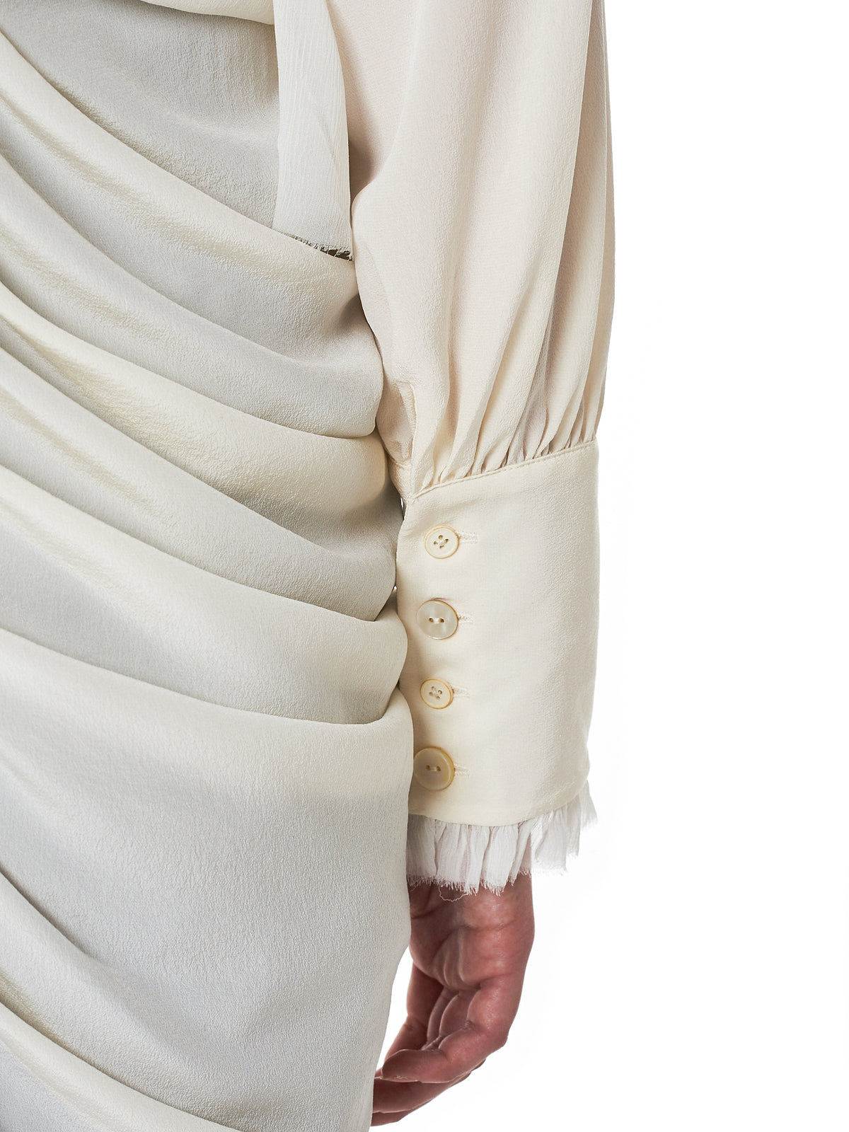 A Tentative Atelier Dress - Hlorenzo Detail 2