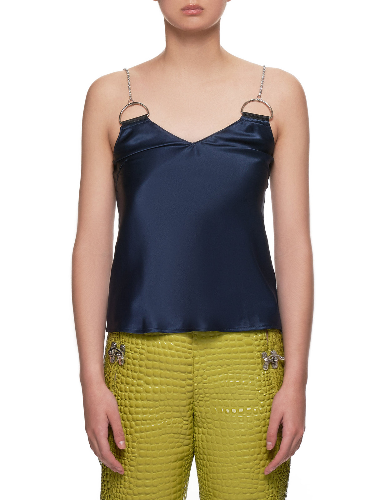 'Sagone' Top (SAGONE-DARK-BLUE)