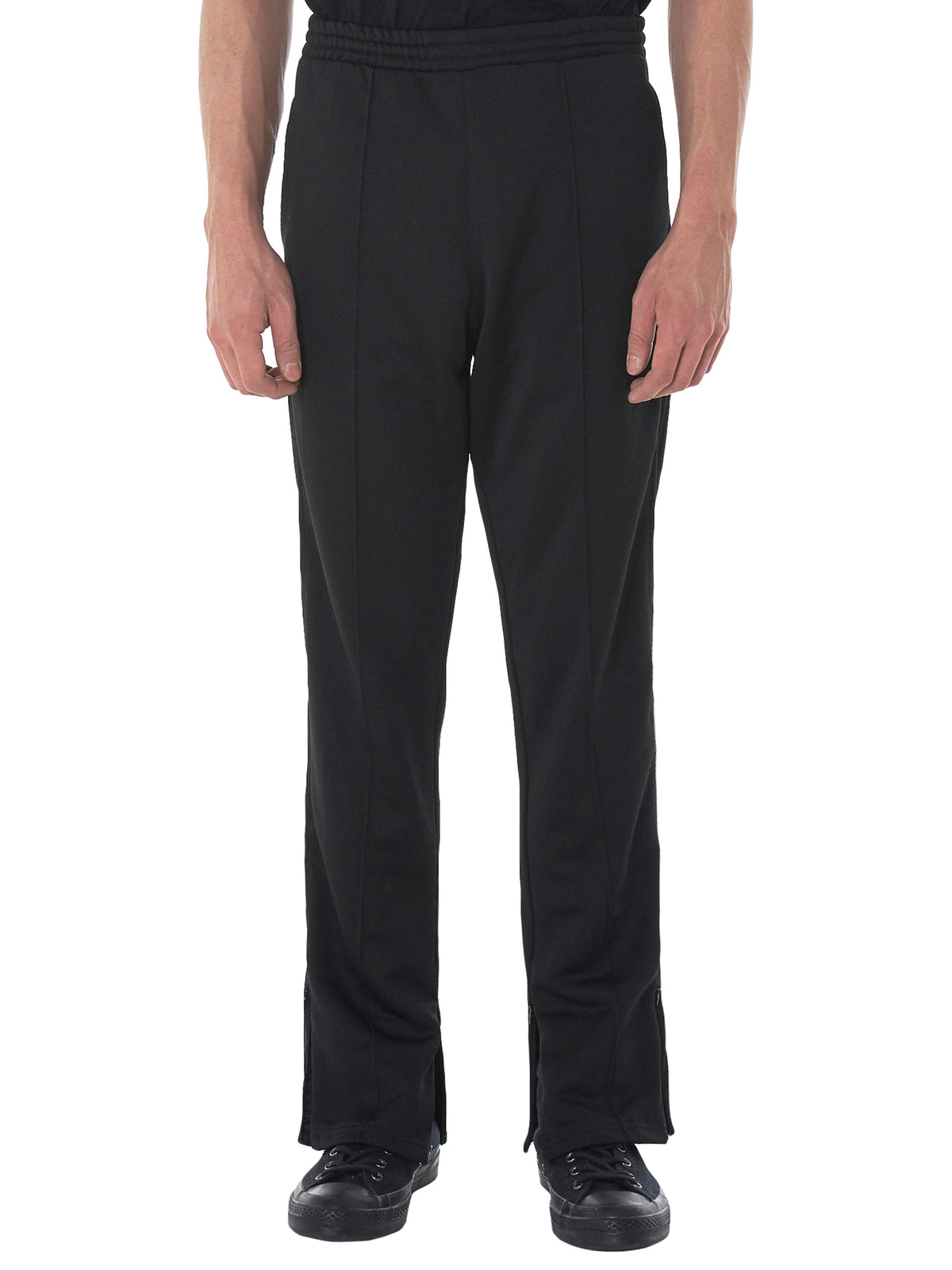 Cotton Tracksuit Trousers (SEMPR-BLACK)