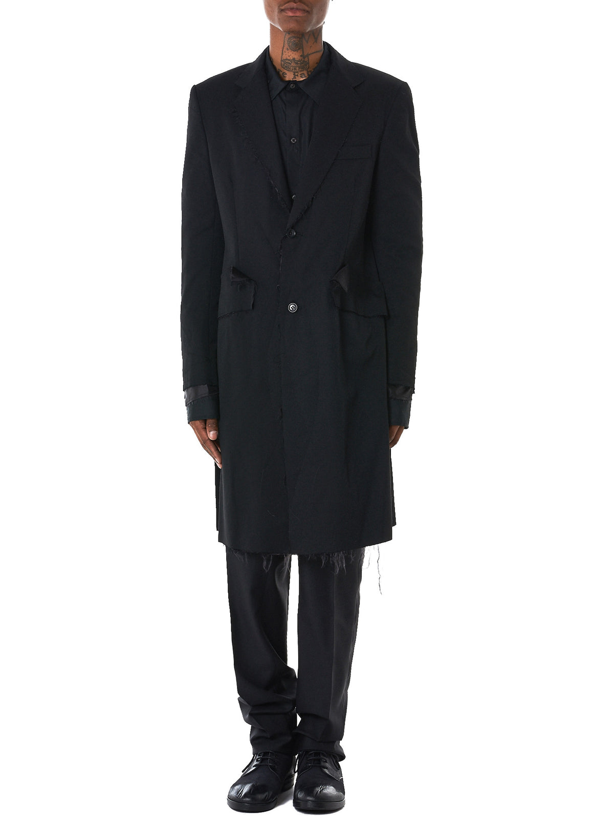 Sulvam- HLorenzo- Long Coat