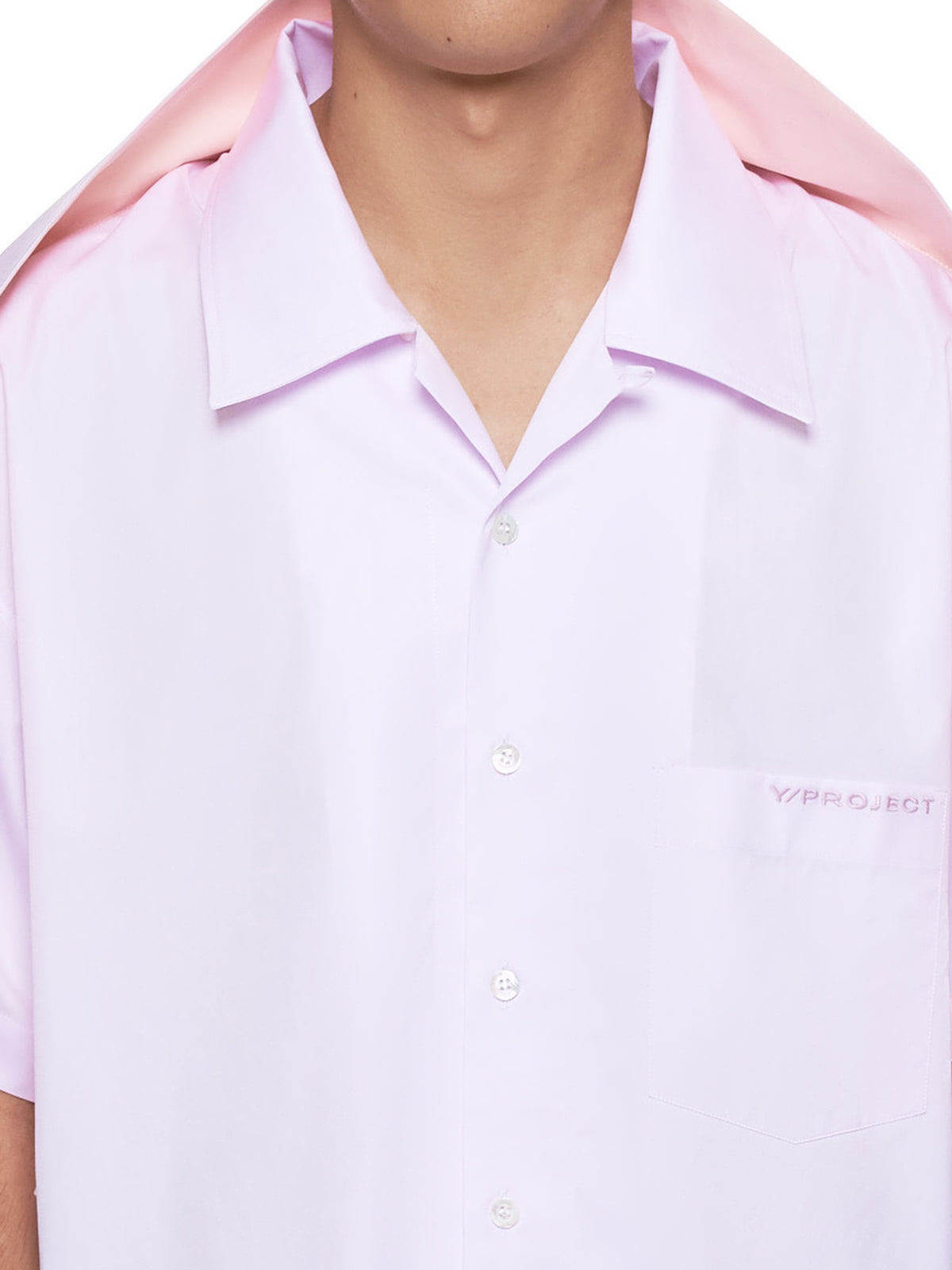 Bowling Shirt (SHIRT23-S16-F138-LIGHT-PINK)