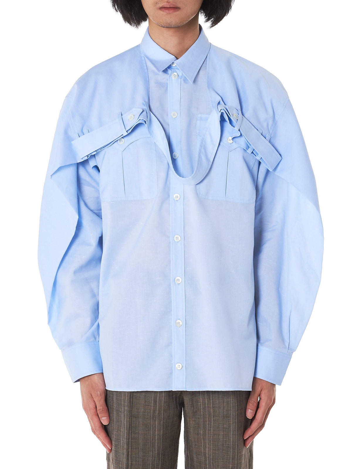 Y/Project Shirt - Hlorenzo front