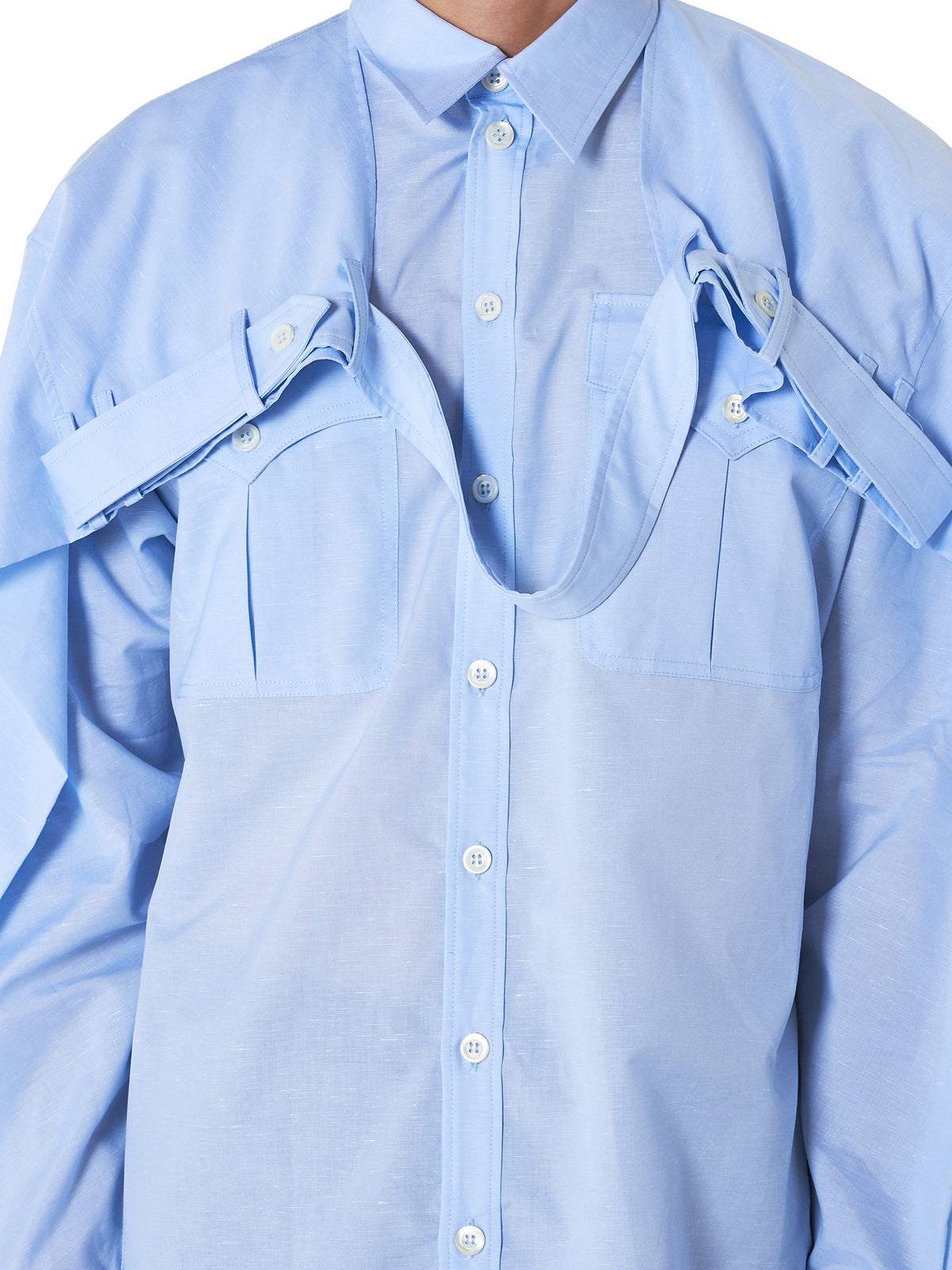 Y/Project Shirt - Hlorenzo Detail 2