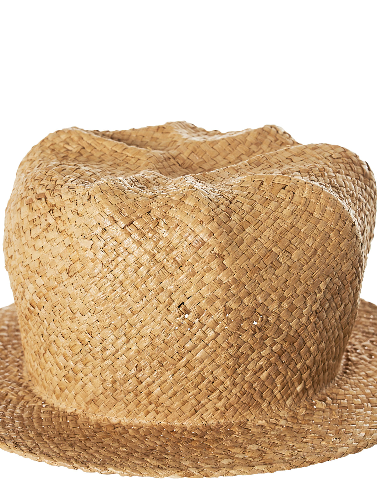 Straw Top Hat (SHK00445-NATURAL)
