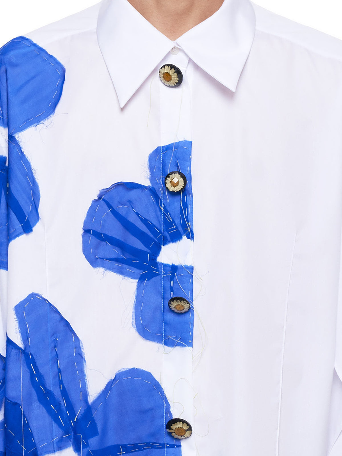 Botter Shirt - Hlorenzo Detail 2