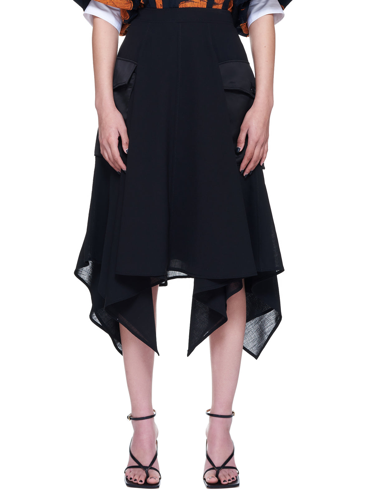 JW Anderson Skirt | H.Lorenzo - front