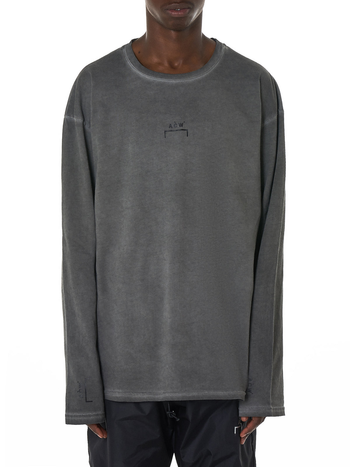 A Cold Wall* Long Sleeve Tee Shirt - Hlorenzo Front