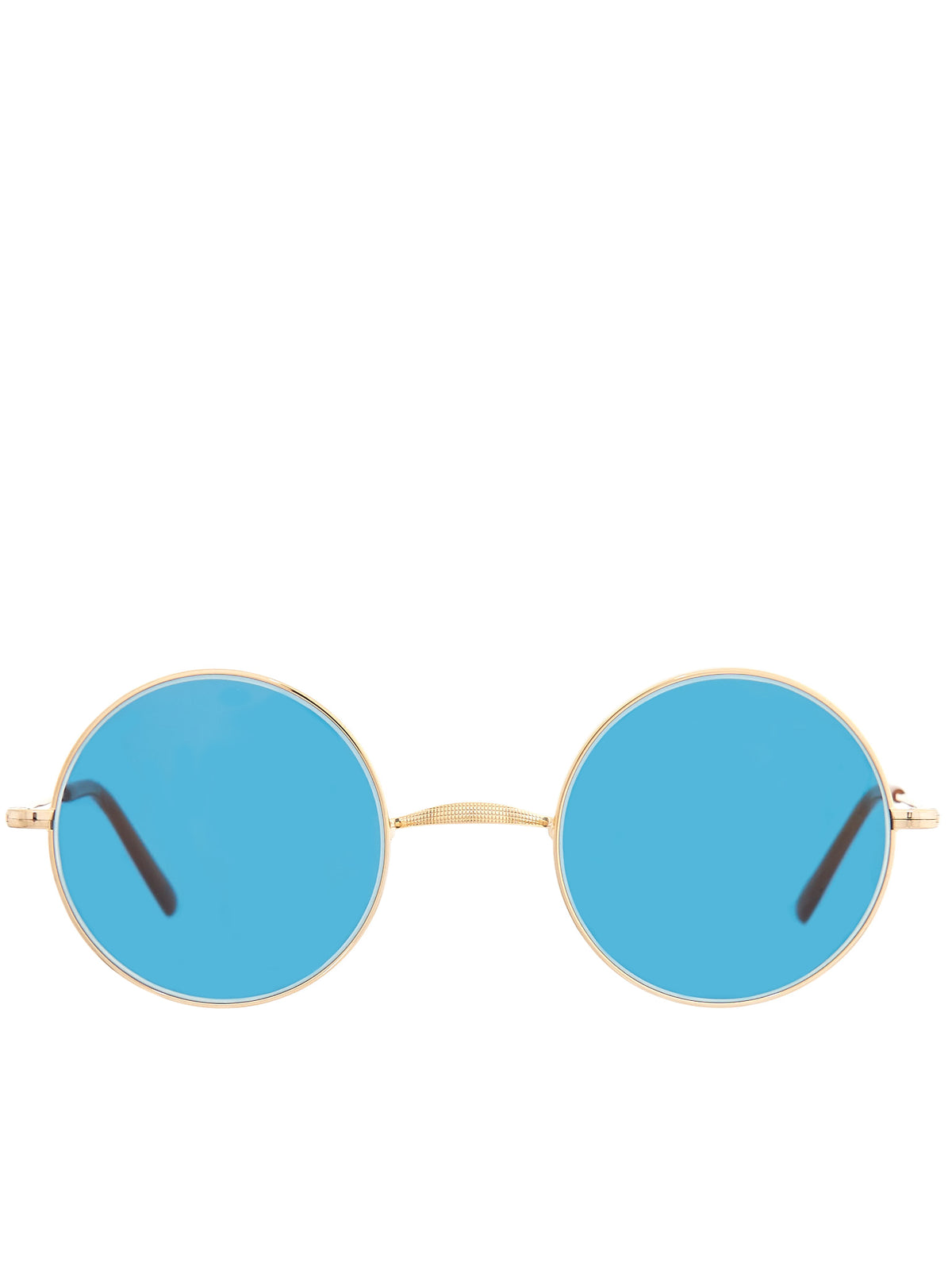 Round Sunglasses (SPM-CLASSIC-GP-HE-BLUE-GREEN4)