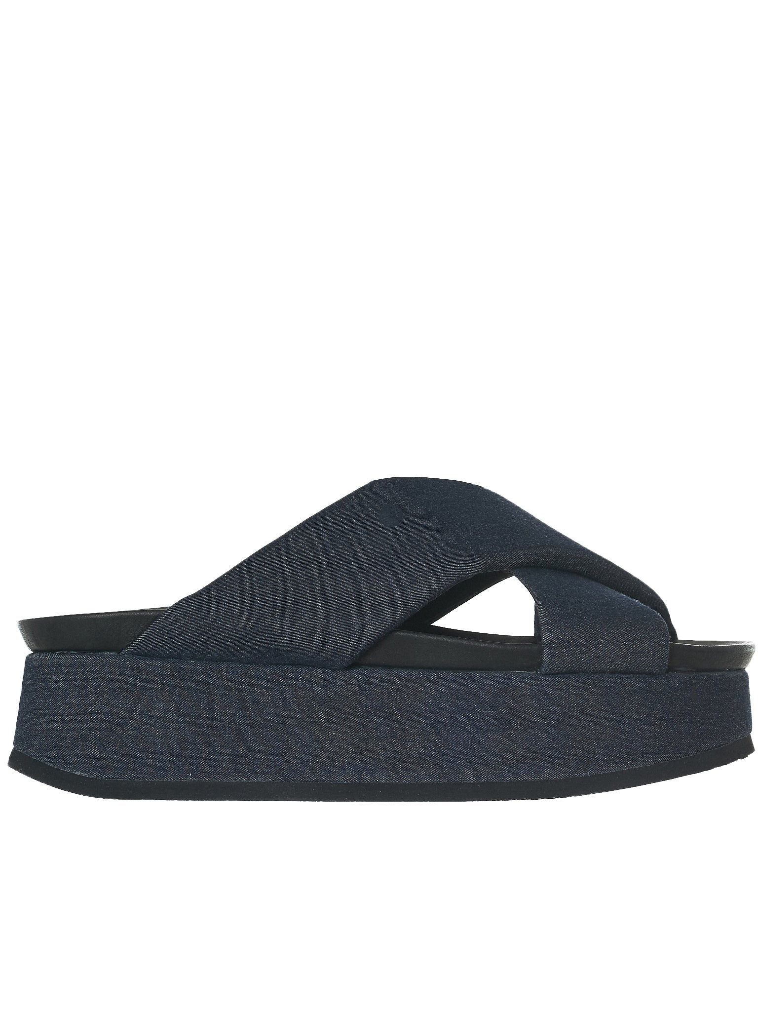 697f96d6b Cruz Denim Platform Sandals (SS18W-CRUZ-ISKO-BLUE)