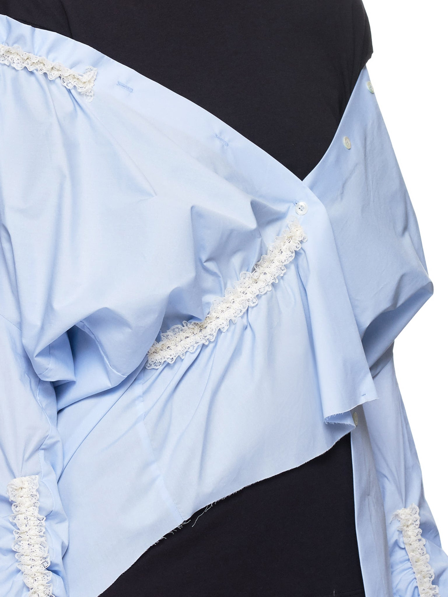 Act N°1 Blouse - Hlorenzo Detail 2