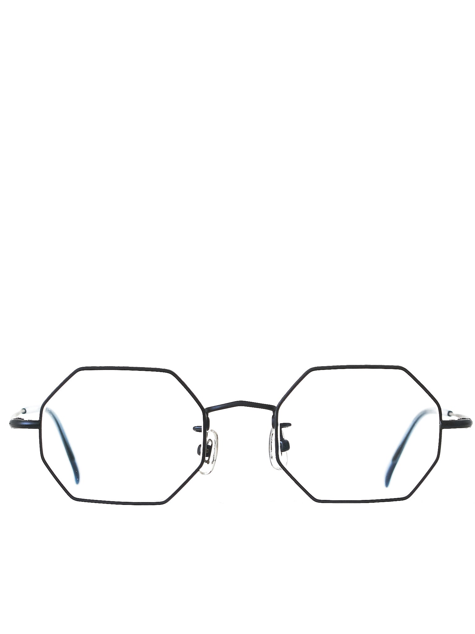 'PTR' Octagon Glasses (ST-TITAN-PTR-OCTA-NAVY-MATT-CL)